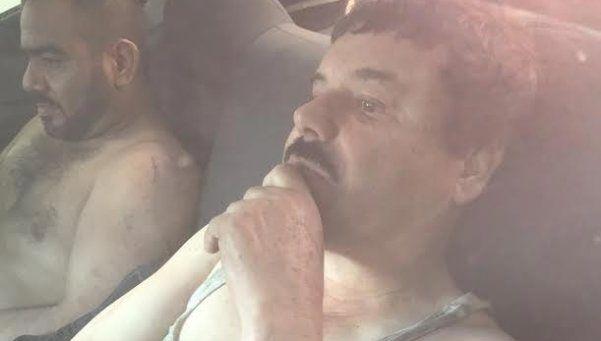 Recapturaron al Chapo Guzmán tras espectacular operativo