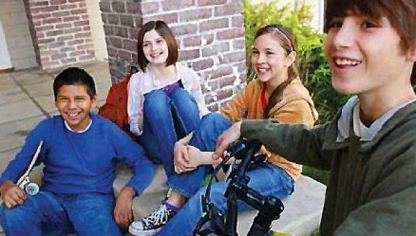 El valor de la amistad arranca en la infancia