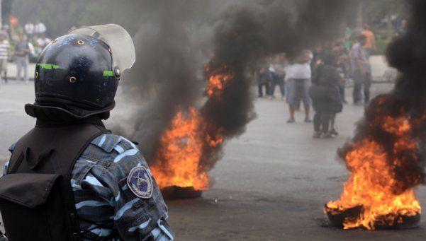 La Provincia abrirá investigación por represión policial en La Plata