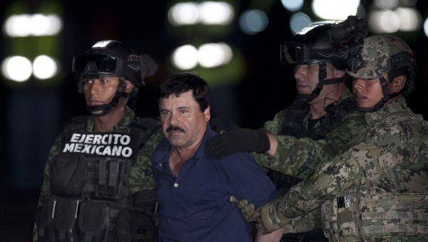 El Chapo Guzmán volvió al mismo penal del que se fugó