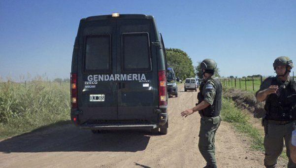 ¿Otra señal de los prófugos? Un hombre maniatado en Santa Fe capital
