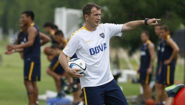 Hay equipo: el Vasco paró a los probables 11 titulares de Boca