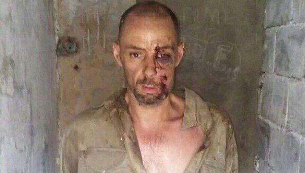 Así hallaron a Martín Lanatta: la primera foto tras la captura