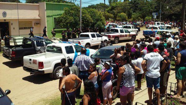 Vicepresidenta comunal de Cayastá dio detalles de la captura