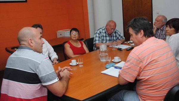 Molina  prometió mejoras para el barrio El Progreso