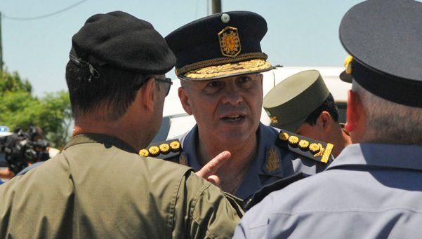 Martín Lanatta no se resistió a la detención