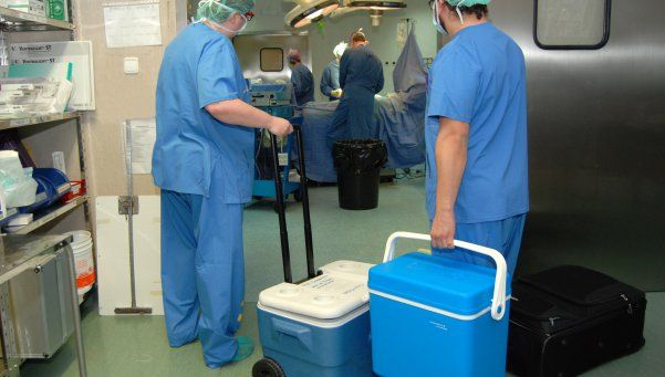 El  mayor  aporte  en donación de órganos de todo el país