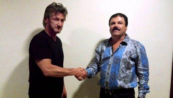 Sean Penn dice que su entrevista con el Chapo Guzmán fue un fracaso