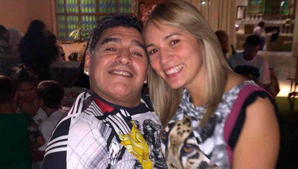 Diego y Rocío celebraron su tercer aniversario juntos