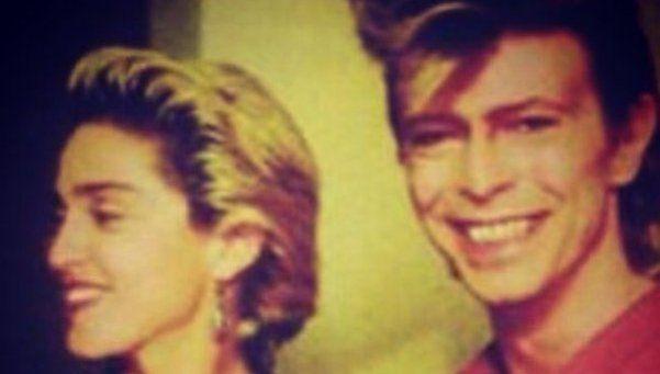 De Madonna a Cameron, así despiden las celebridades a Bowie