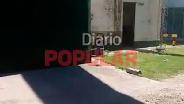 Video exclusivo | Así es el lugar donde recapturaron a los prófugos