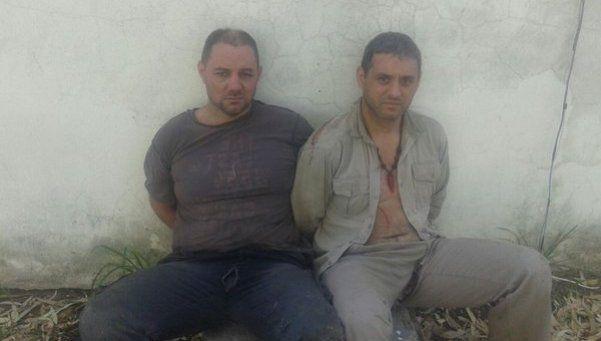 La Policía Federal descartó que los prófugos fueran los del video