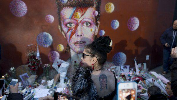 El Vaticano le rinde homenaje a David Bowie