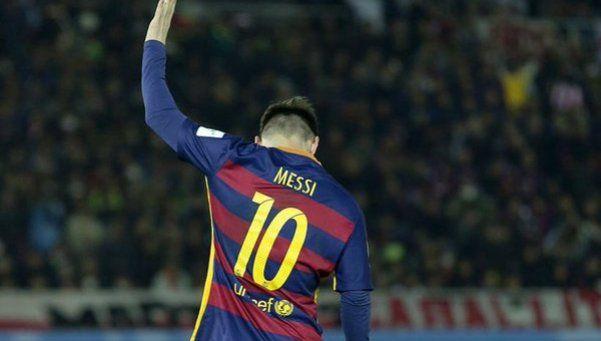 Messi explicó por qué les pidió perdón a los hinchas de River