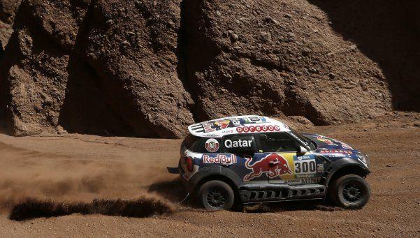Al Attiyah rompe el dominio de los Peugeot