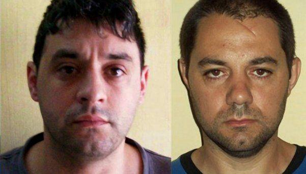 Lanatta y Schillaci agradecieron ser recapturados con vida