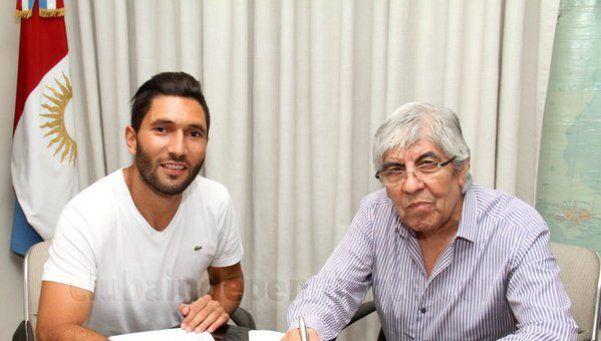 Martín Campaña es el primer refuerzo de Independiente