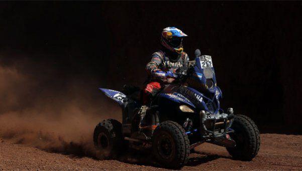 Con Patronelli a la cabeza, se corre la novena etapa del Dakar