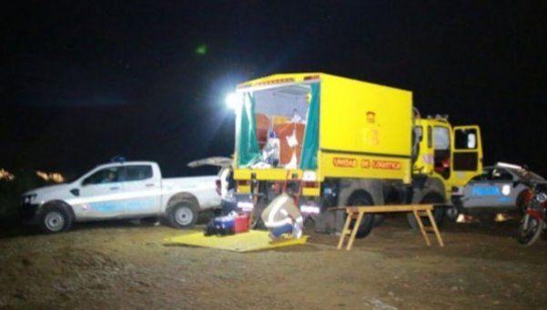 Instructor de parapente y su alumna murieron al caer al vacío