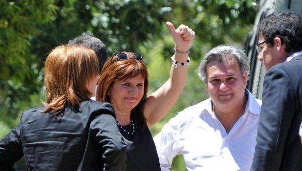 Aseguran que Bullrich quiso renunciar y que Macri lo rechazó
