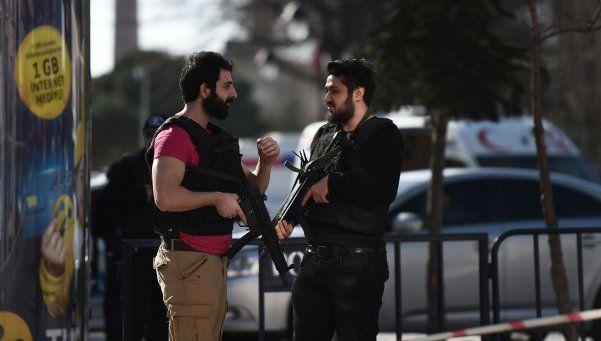 Argentina condenó el atentado terrorista en Estambul