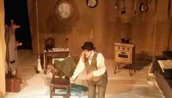 El Camarín del Teatro: Las Horas fuera de los Márgenes