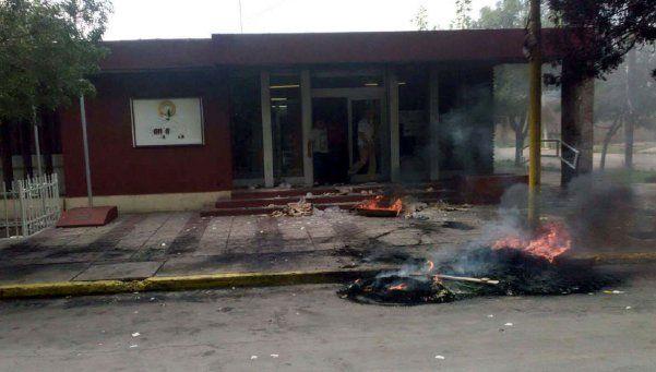 Insólito: un municipio mendocino cerró sus puertas por desmanes