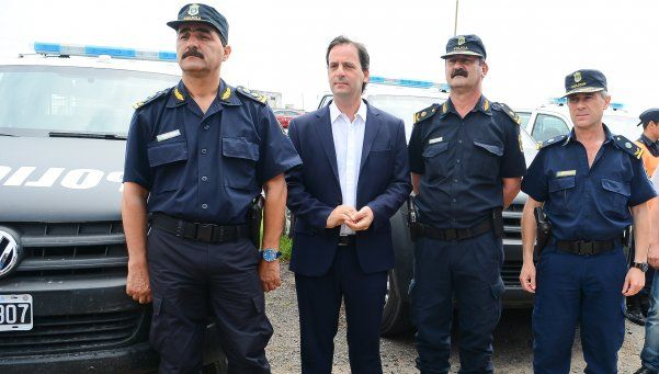 Detienen a dos policías que participaron de robo a depósito judicial