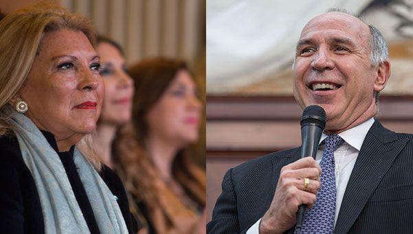 Carrió denunció a Lorenzetti por mal manejo de fondos del fútbol