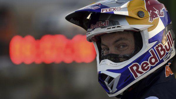 El australiano Toby Price fue declarado ganador de la novena etapa