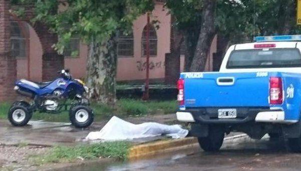 Otro adolescente murió al caer de un cuatriciclo
