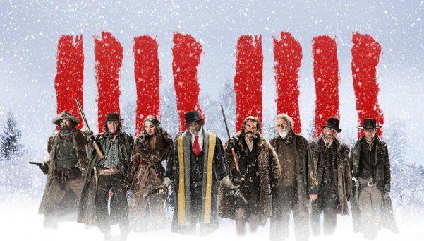 Los 8 Más Odiados: Tarantino vuelve y revisita su propia obra