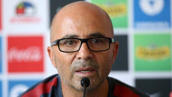 Jorge Sampaoli pagó y dejó de ser el DT de la Selección de Chile