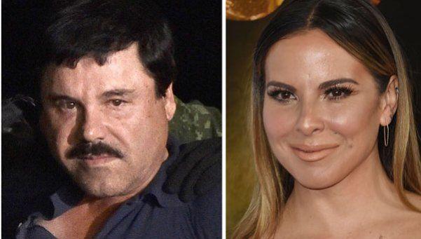 Antes de ser atrapado, El Chapo coqueteó con una actriz