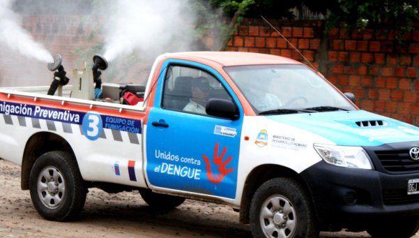 Confirman que hay más de 122 casos de dengue en el país
