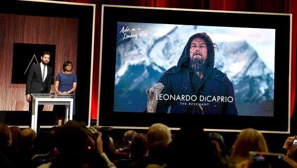 """Todos los nominados a los Oscar: ¡12 para """"The Revenant""""!"""