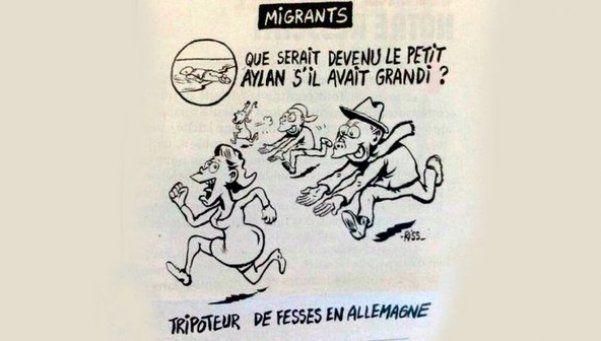 La polémica tapa de Charlie Hebdo: ¿sarcasmo o racismo?