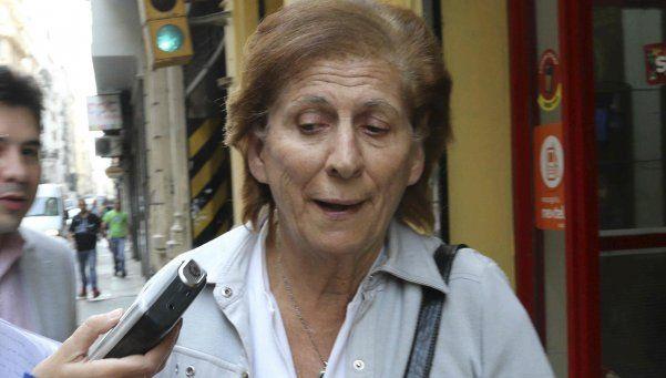 El audio de la madre de Nisman tras hallar muerto a su hijo