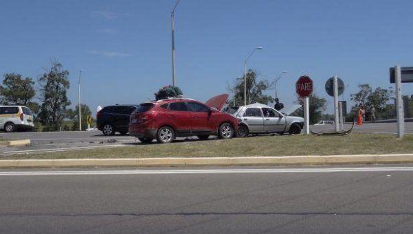 Otro choque en Uruguay involucró a un argentino: hay 2 muertos