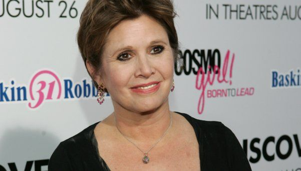 Exclusivo | Carrie Fisher de Star Wars: Importa la apariencia