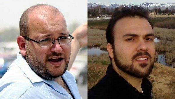 Irán liberó a dos estadounidenses en un canje de presos
