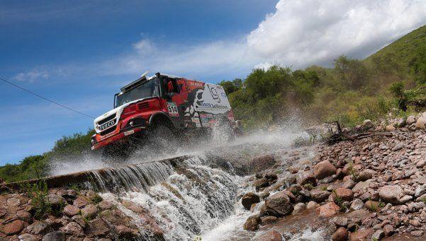 Dakar 2016: Villagra obtuvo un tercer puesto histórico en camiones