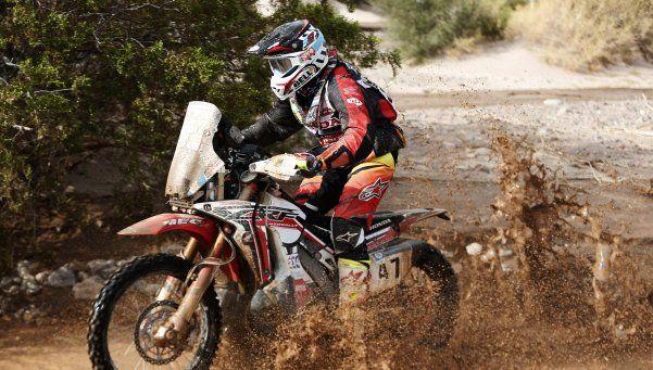 Motos: el salteño Benavides logró un dignísimo cuarto puesto