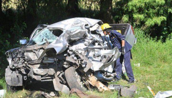 Tragedia: mueren cuatro integrantes de una familia argentina en Uruguay