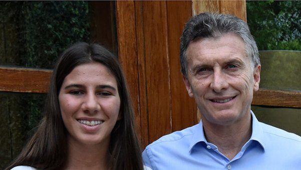 Macri recibió a las hijas de Nisman en su quinta de Los Abrojos