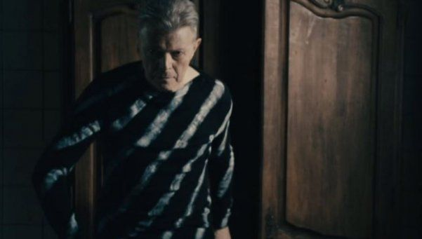David Bowie y su disco-despedida