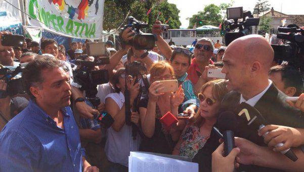 La Justicia ordenó liberar la plaza de Jujuy y crece la tensión