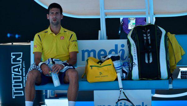 Djokovic reconoció que fue tentado para arreglar un partido