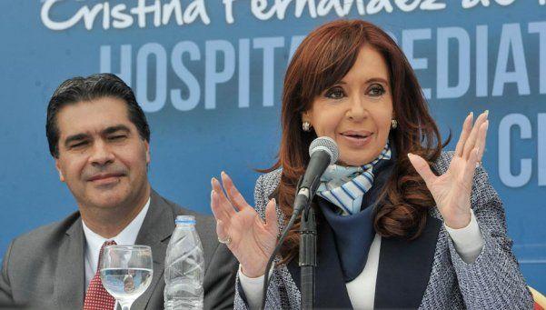 Capitanich: Cristina está en una etapa de transitorio descanso