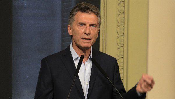 Macri le da forma al discurso que abrirá el año legislativo